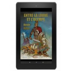 Couverture du roman Entre la Louve et l'Olympe