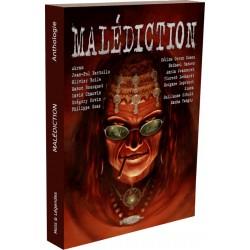 Couverture de l'anthologie Malédiction