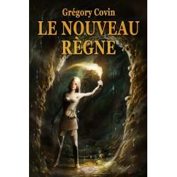 Couverture du roman Le Nouveau Règne